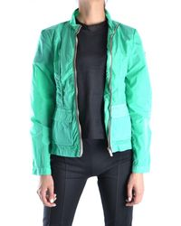 Etiqueta Negra | Women's Green Polyamide Outerwear Jacket | Lyst