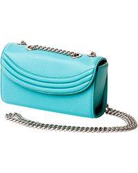 Lauren Cecchi New York - Sorella Small Chain Bag In Paradise Blue - Lyst