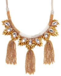 Deepa Gurnani - Karly Statement Necklace - Lyst