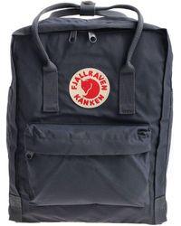Fjällräven Kånken - Men's Grey Polyamide Backpack - Lyst