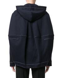 Marni - Women's Blue Cotton Sweatshirt - Lyst