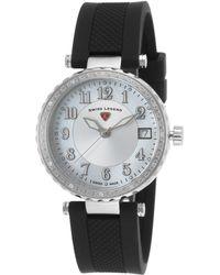 Swiss Legend - Women's Sea Breeze Diamond Quartz Watch - 0.1 Ctw - Lyst