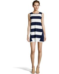 Kokun - Stripe Tank Dress - Lyst