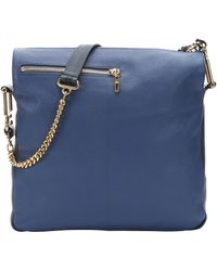 chloe bag replica - Chlo�� Silver Metalized Calfskin Kerala Shoulder Bag in Silver | Lyst