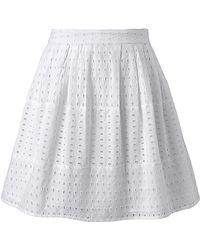 Olive & Oak - Ladylike Swing Skirt - Lyst