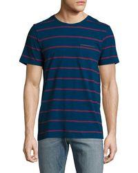 Tavik - Swimwear Tracer Striped T-shirt - Lyst