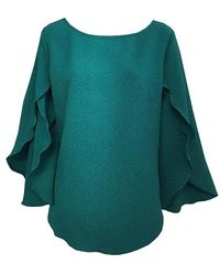 Single Dress - Hi-low Lulu Blouse - Lyst