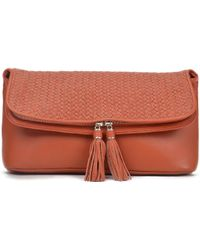 Waterlily LA - Oriel Clutch - Lyst