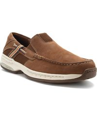 Dunham - Men's Windward Loafers Shoes - Lyst