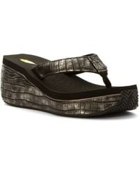 Volatile - Women's Corona Sandals - Lyst