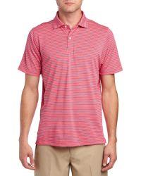 Fairway & Greene - Ziggy Pique Polo Shirt - Lyst