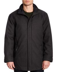 Rainforest - Calvary Charblack Water & Windproof Parka - Lyst