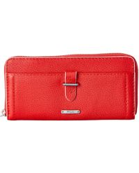 Pink Pony - Lauren By Gladstone Leather Wallet - Lyst