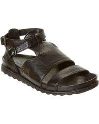 Born - Lyla Leather Sandal - Lyst