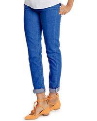 Boden - Denim Powder Blue Straight Leg - Lyst