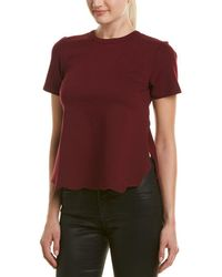 Olivaceous - Ponte Top - Lyst