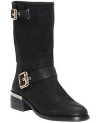 Vince Camuto - Women's Windy Moto Boot - Lyst