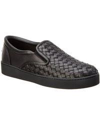 Bottega Veneta - Intrecciato Nappa Leather Dodger Sneaker - Lyst