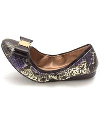 Cole Haan - Womens Tali Bow Ballet Closed Toe Ballet Flats - Lyst