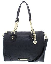 Juicy Couture - Womens Headliner Jacquard Convertible Satchel Handbag - Lyst