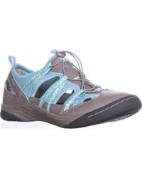 Jambu - Jsport By Hibiscus Walking Trainers, Cement/pastel Blue - Lyst
