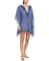 Letarte - Embroidered Tunic - Lyst