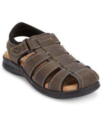 Dockers - Marin Classic Sandal - Lyst
