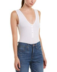 Free People - Take Me Out Bodysuit - Lyst