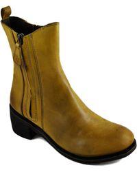 Gee Wawa - Joan Calf Leather Boot - Lyst