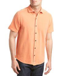 Thaddeus - Mcfarley Shirt - Lyst