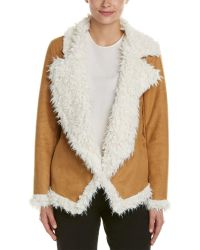 Two By Vince Camuto - Two By Vince Camuto Jacket - Lyst