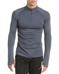 Mizuno - Seamless 1/2-zip Pullover - Lyst