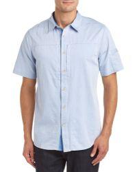 Gramicci - Cham Oxford Shirt - Lyst