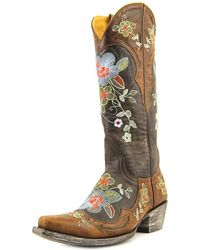 """Old Gringo - Bonnie 13"""" Pointed Toe Leather Western Boot - Lyst"""