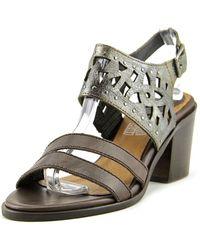 Ariat - Poppy Women Open Toe Leather Sandals - Lyst