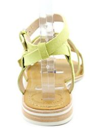 French Connection - Harper Women Open Toe Suede Gladiator Sandal - Lyst