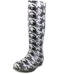 Kamik - Dynamic Round Toe Synthetic Rain Boot - Lyst