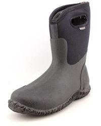 Bogs - Classic Ultra Hi Round Toe Canvas Rain Boot - Lyst