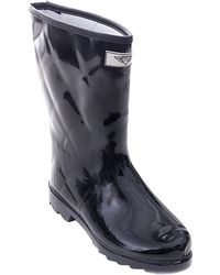 Forever Young - Short Quilted Rain Boots - Lyst
