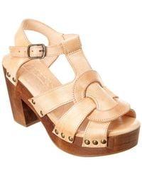 Bed Stu - Caitlin Leather Sandal - Lyst
