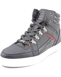 Sean John - Corsica Men Round Toe Synthetic Trainers - Lyst