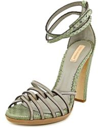 Reed Krakoff - 23-138 Ptbrd/fdpyt Women Open Toe Leather Platform Sandal - Lyst