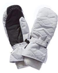 Rossignol - Judy Impr Waterproof Leather-trim Mitten - Lyst