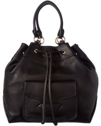 Sorial - Talbots Leather Convertible Backpack - Lyst