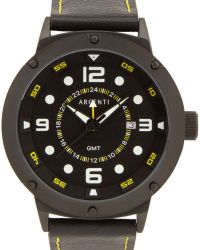 Argenti - Typhoeus Men's Oversized Gmt Watch - Lyst