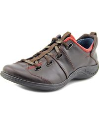 Romika - Romotion 01 Round Toe Leather Sneakers - Lyst