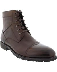 Hart Schaffner Marx - San Jose Leather Boot - Lyst