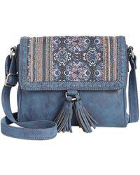 Style & Co. - . Womens Airyell Adjustable Mini Crossbody Handbag - Lyst