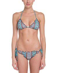 Gypsy 05 - Ruffled Bikini Bottom - Lyst