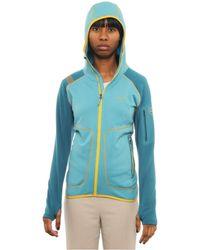 La Sportiva - Gamma Hoody Basic Jacket Fjord/blue Moon - Lyst